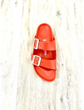 Arizona Eva Red Birkenstock